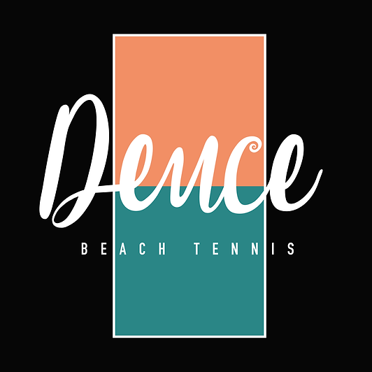Deuce Beach Tennis Black Square.png