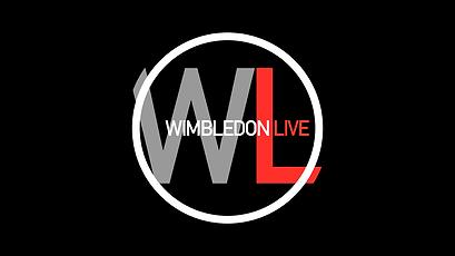Wimbledon Live logo design...