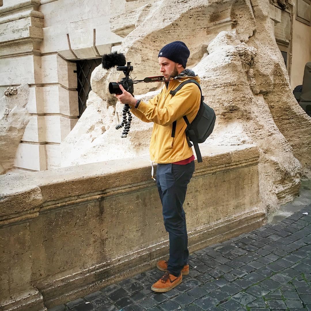 When in Rome 🇮🇹...