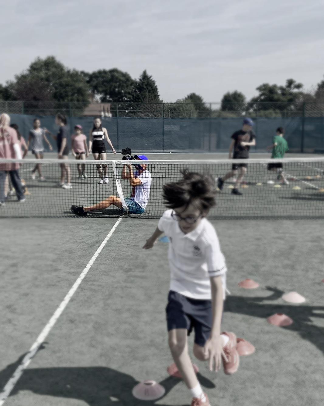 #acetenniscamps #queenswood