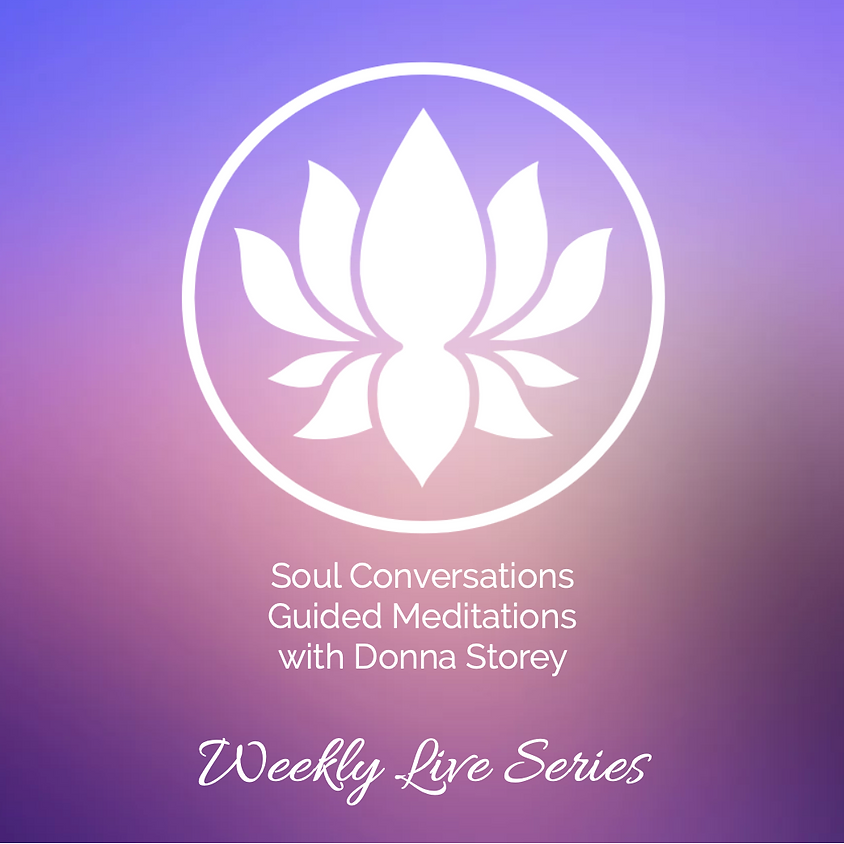 LIVE guided meditation with Donna  22 JULY