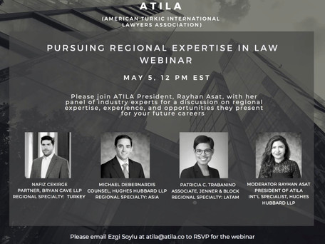 Pursuing Regional Expertise in Law