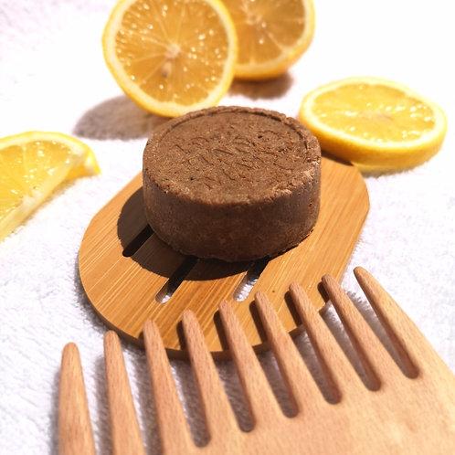 Shampoing solide cheveux secs/épais/bouclés