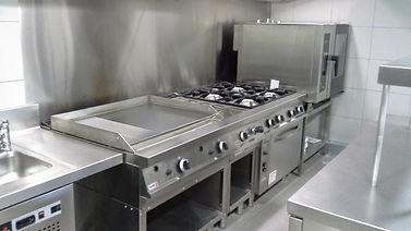 Mantenimiento de cocinas
