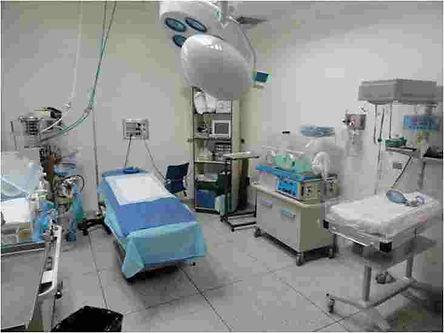 Limpieza e higienizacion de hospitales