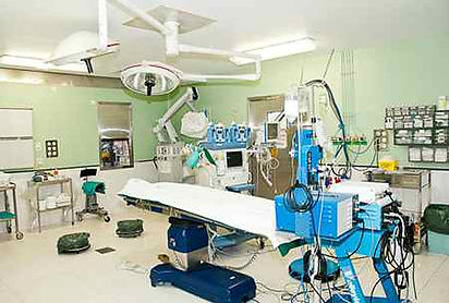 Manteniminto de hospitales