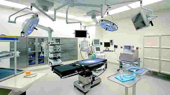 Higienizacion de hospitales
