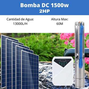 Bomba Solar 2hp