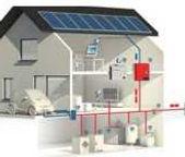 energia con panel solar atado a red