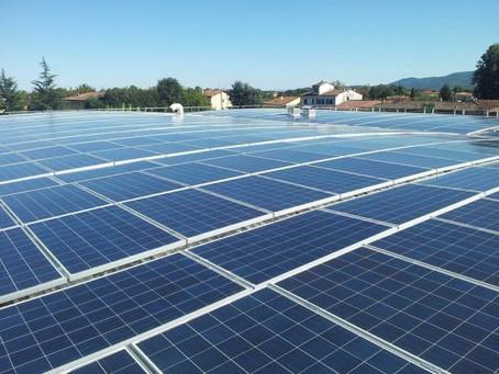 Aire Acondicionado Con Energía Solar Fotovoltaica