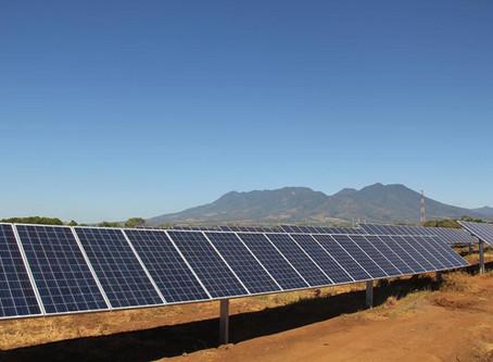 Guatemala tiene la planta de energía solar más grande de Centroamérica