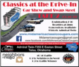 Classics at the Drive-In - Take 2 092120