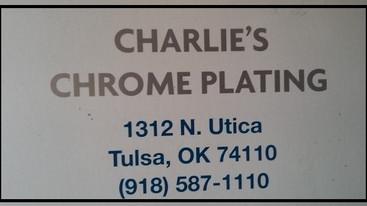Charlie's Chrome Plating has sponsored 74+ Class