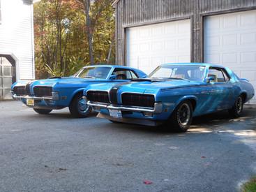 New Hampshire 1970 Twin Eliminators are coming to Tulsa