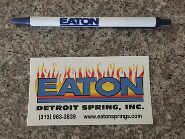 Eaton Detroit Spring adds items to Goodie Bag