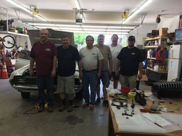 Tech Day at Charlie's Shop