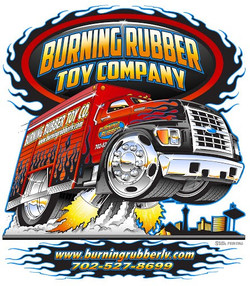Burning Rubber Toy Company