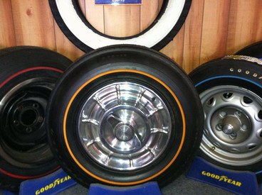 Rusted Tires Is Going To Set Up Shop At The Show!