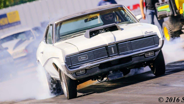 Shane Cheatham will bring his 69 Sport Special to Tulsa