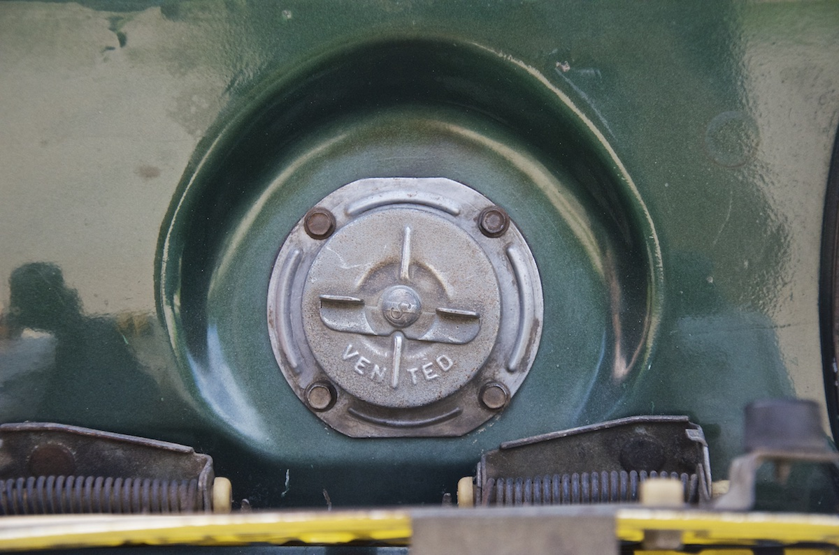 Original Gas Cap