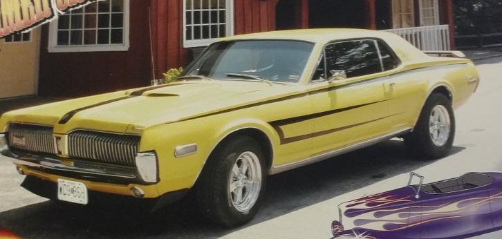 Ronald Milburn's 68 XR7