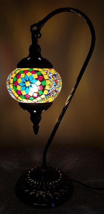 Turkish Designed Mozaic Pendent Lamp