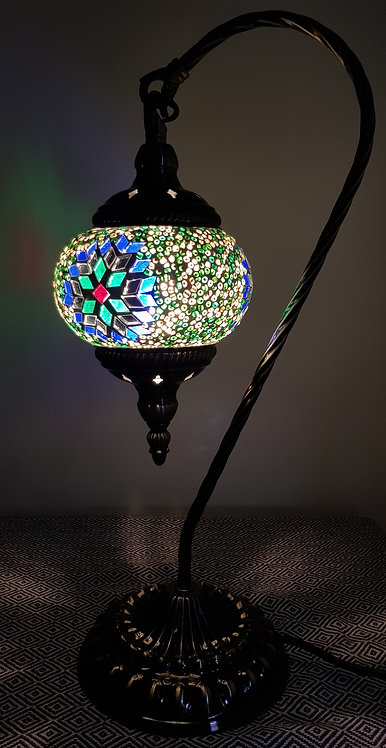 Turkish Designed Mozaic Pendent Lamp