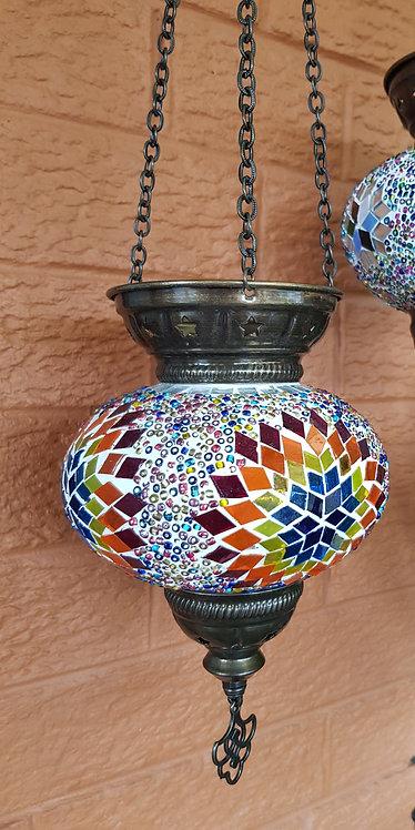 Large Hanging Tealights Turkish Morrocan Boho