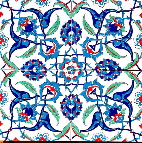 Tile - Yaprak 2 20x20