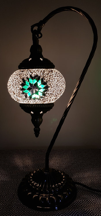 Turkish Designed Mosaic Pendent Lamp