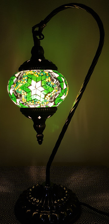 Turkish Designed Mosaic Pendent Lamp