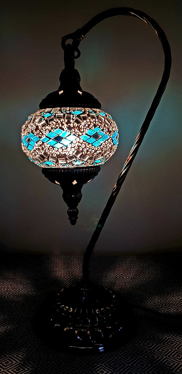 Turkish Designed Mozaic Pendent Light