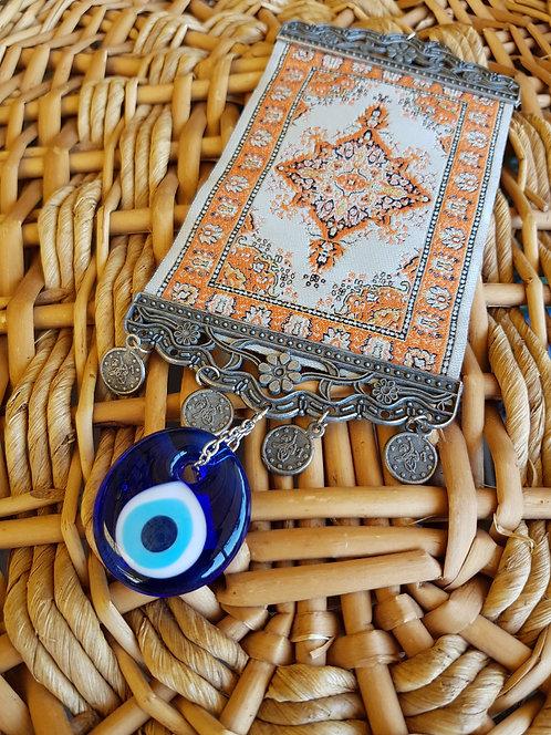 Lucky Eye Carpet Wallhanging