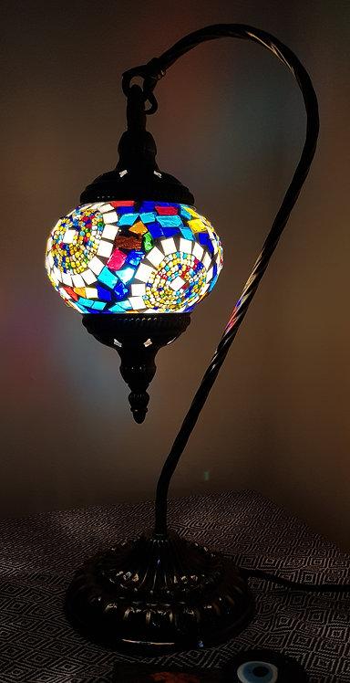 Turkish Designed Mosaic Pendent Light