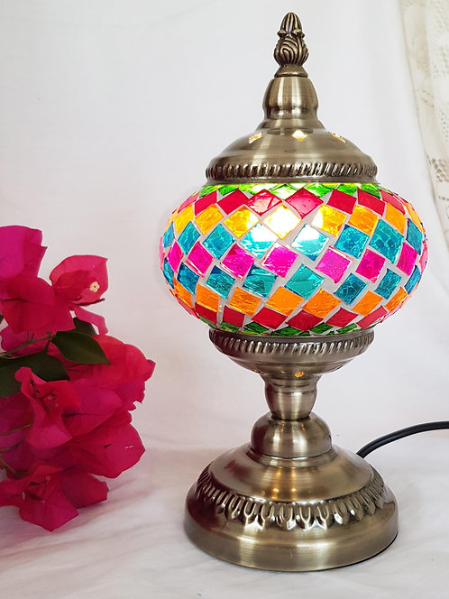 Candy Mosaic 13cm Stand Lamp