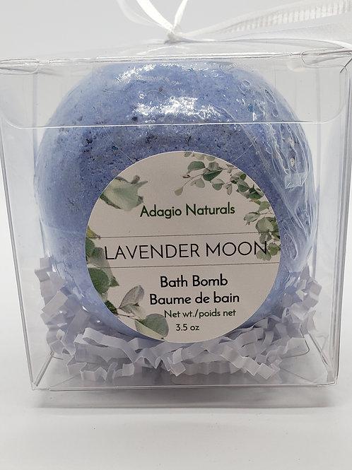 BATH BOMB - LAVENDER MOON