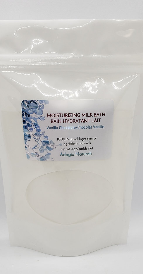 MOISTURIZING MILK BATH