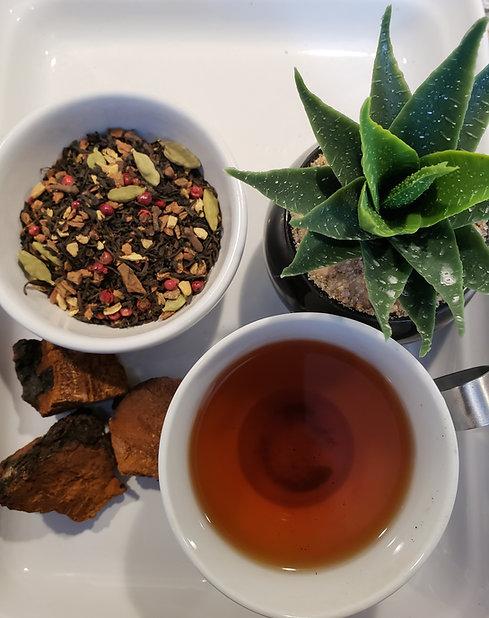 CHAGA/CHAI TEA