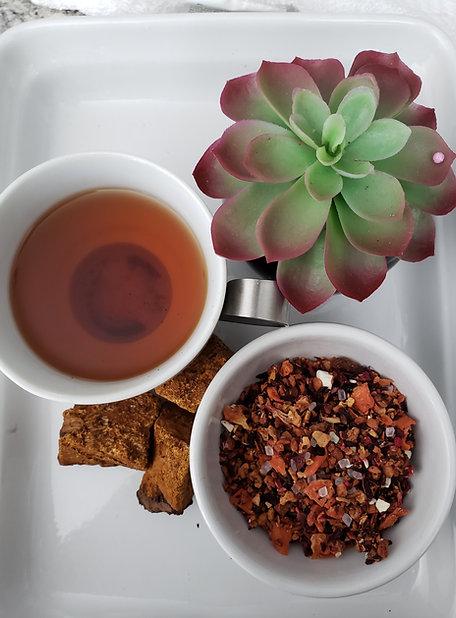 CHAGA/BERRY BURST TEA