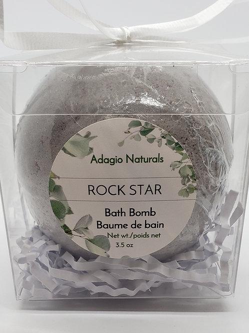 BATH BOMB -ROCK STAR