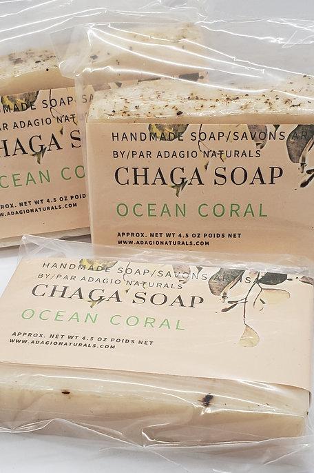 OCEAN CORAL CHAGA SOAP