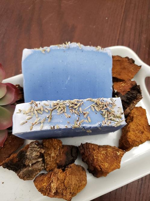 CHAGA SOAP - BLUE MOON - Lavender