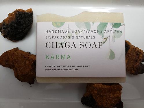 CHAGA SOAP - Karma