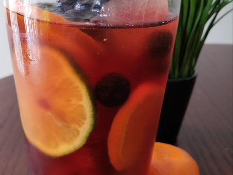 CHAGA BERRY BURST ICE TEA