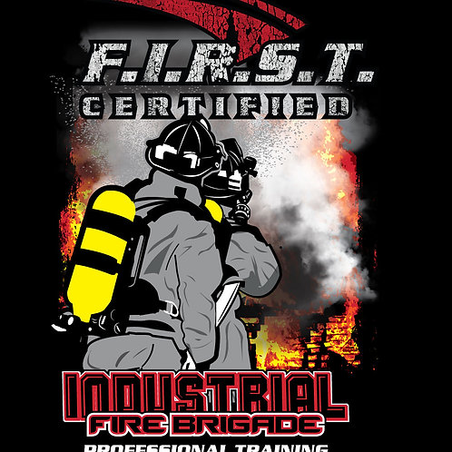 Fired Up Fire Training T