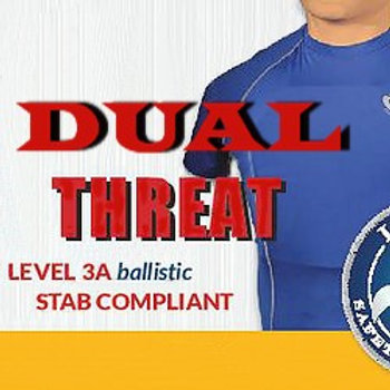 Dual Threat Armored T-Shirt