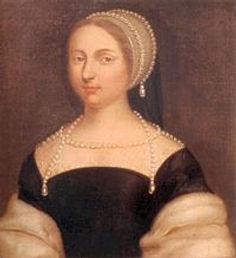 Louise de Clermont soeur de Antoine III.
