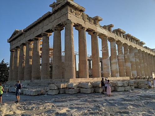 Parthenon Euphoria