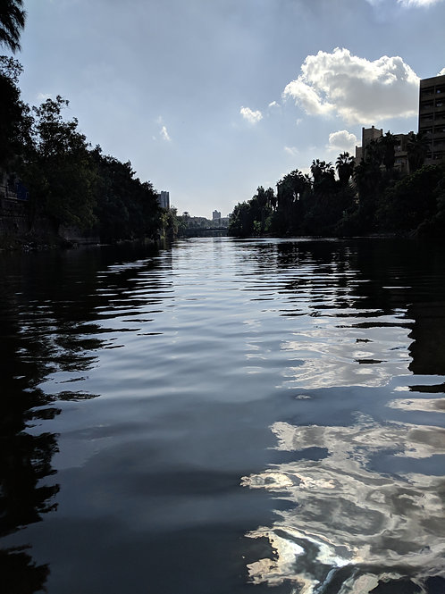 A Snug And Cosy Nile River Cruise....Ahhhhhhhhh.
