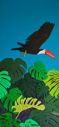 Tucano em voo... - sambo© 2020.jpg